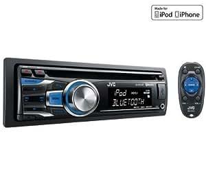 JVC Autoradio CD / MP3 / USB / iPod / Bluetooth KD-R721BT + Clé USB DataTraveler 108 - 8 Go .