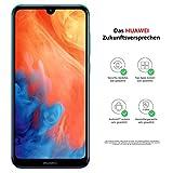 Huawei Y7 2019 Smartphone 32Go, écran Dewdrop HD+ de 6.26 pouces, double caméra dotée d'IA, Dual SIM, batterie de 4000mAh, Bleu