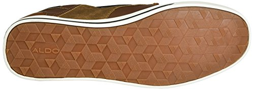 Aldo Greeney-R, Sneakers Basses Homme Marron (28 Cognac)