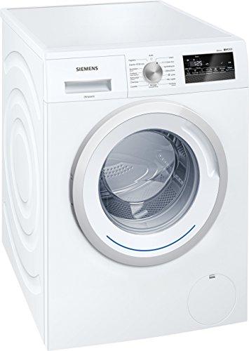 Siemens WM12N260FF Autonome Charge avant 8kg 1200tr/min A+++-10% Blanc machine à laver - Machines à laver (Autonome, Charge avant, Blanc, Rotatif, Tactil, Gauche, LED)