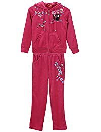 Lilliput Girls Track Suits (8907264016599_Pink_3-4 Years)