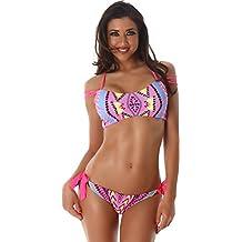 PF-Fashion Bikini Brasil Swimwear di stile costume da bagno Bustier