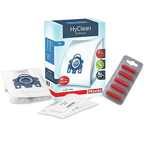 Miele Auténtica GN Aspirador S8310S8320S8330S8340Cat & Dog Bolsas y filtros X 4