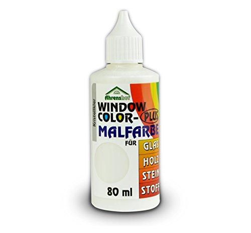 Window Colors Plus kristallklar 80 ml