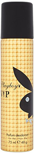 Playboy VIP Body Spray for Female - 75 ml by Playboy