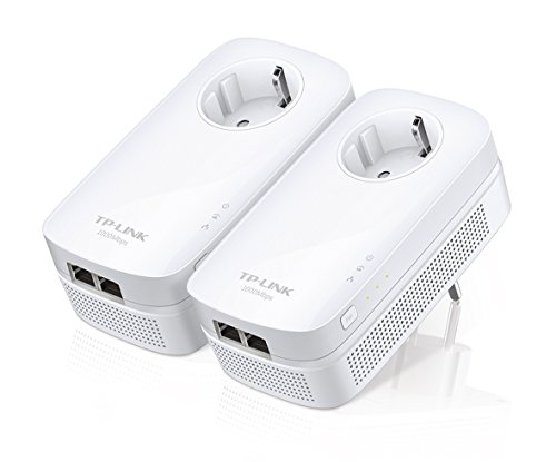 TP-Link TL-PA7020P KIT AV1000 Gigabit Powerline Netzwerkadap...