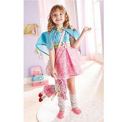 Haba 5723 Kleiderset Elfe Elfine (Puppe Elfe Kostüm)