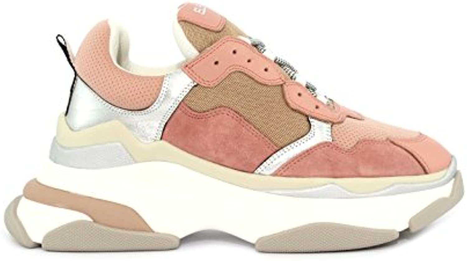 Sneaker Elena IACHI Touch VAR.32 All Nude