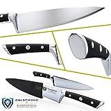 Dalstrong Cuchillo de chef - Gladiator Sucesión - HC alemán acero - 8'(200mm)