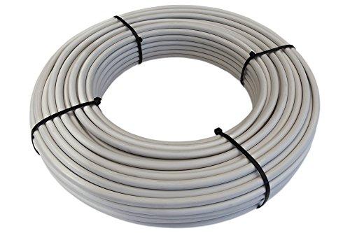 Mantelleitung NYM-J 5x2,5mm² Kabel | 25m Ring, 5 adriges Installationskabel nach DIN VDE 0250-204