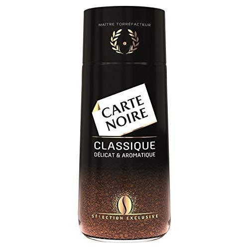 Carte Noire - Jar Klassische 100G - Packung mit 3