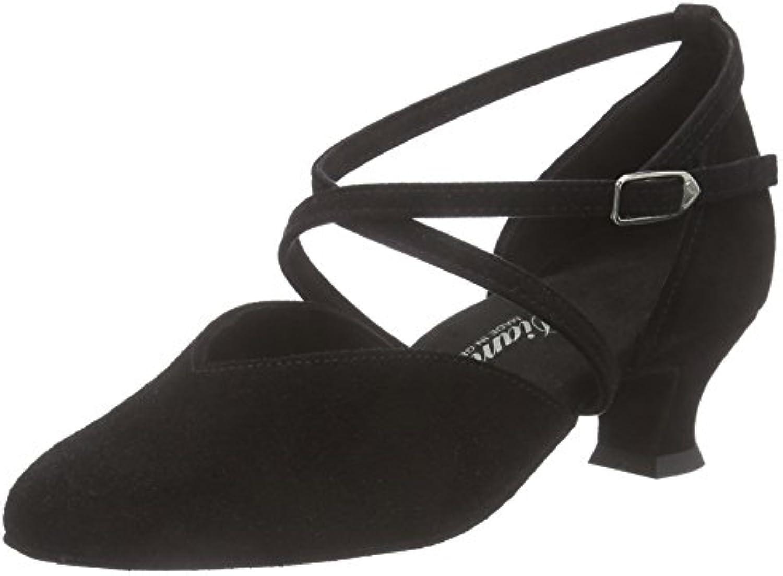 DiaFemmet DaHommes  Salon Tanzschuhe 107-013-001, Chaussures de Danse de Salon  FemmeB00I37VW6SParent 5c42c0