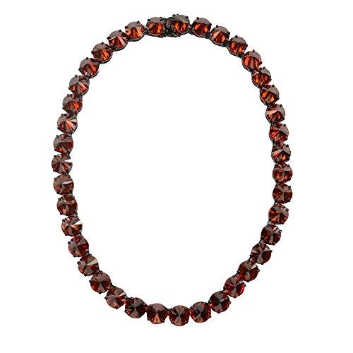 Lanfan Collar de jacinto de granada nivel 3A