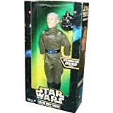 "Grand Moff Tarkin & Interrogation Droid ""A New Hope"" 12"" Inch, 30 cm Actionfigur - Star Wars Power of the Force Collection 1996 von Hasbro"