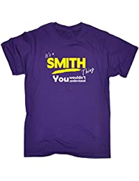 123t Kids It's A Smith Thing You Wouldn't Understand Premium Kids T Shirt Ages 3-13