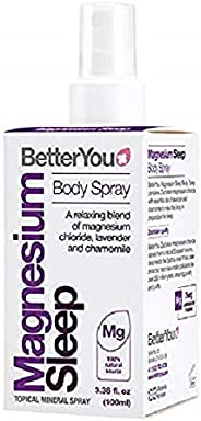 BetterYou Magnesium Sleep Body Spray, 100 ml