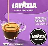 Lavazza Amm Espresso Soave Monodose di Caffè - 2 confezioni da 16 capsule