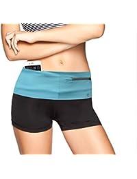 Terra Outdoor Flexible Running Fuel Belt Fitness Workout Belt For Women And Men - Best Exercise Waist Pack - Sports...