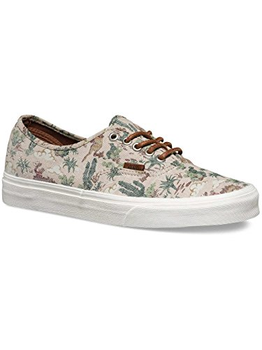 Vans Authentic, Baskets Basses Mixte Adulte Beige