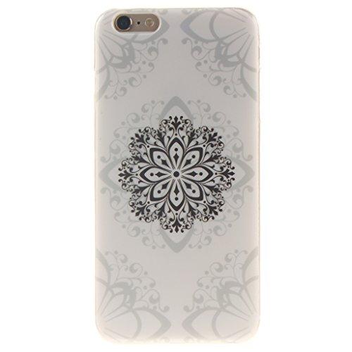 MYTHOLLOGY iPhone 6 Plus Coque, Silicone Doux Case Protection Cover Housse Pour iPhone 6 Plus / 6s Plus 5.5 pouce - TXDW MTLH
