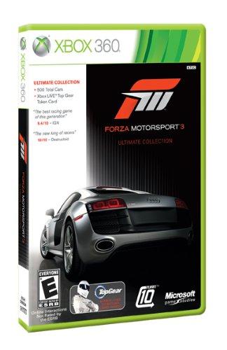 Gebraucht, Forza Motorsport 3 (Ultimative Sammlung) gebraucht kaufen  Wird an jeden Ort in Deutschland