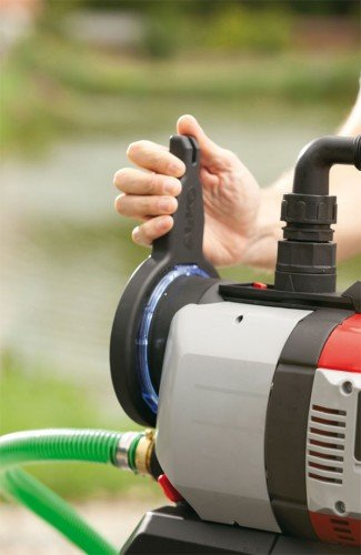 AL-KO – HW 6000 FMS Premium – Hauswasserwerk - 5