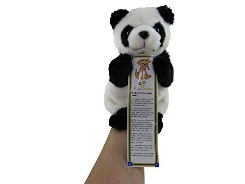 FreshGadgets Panda-Bär Handpuppe - Spielzeug für Kinder und Kleinkinder - Ideal um großartige Geschichten zu erzählen (Kleinkind Spiderman Handschuhe)