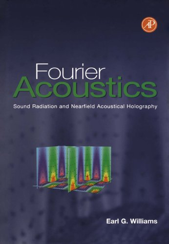 Fourier Acoustics: Sound Radiation and Nearfield Acoustical Holography (English Edition)