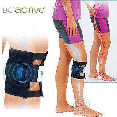 QHY Beactive Druckpunkt Brace Rückenschmerzen Akupressur Sciatic Nerve aktiv werden, Ellenbogen, Knie, Beine