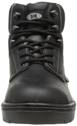 Sir Safety Road High, Bottes mixte adulte Noir - noir