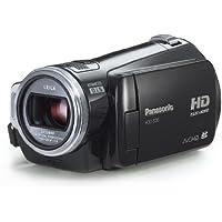 Panasonic HDC SD 5 EG K Full-HD Camcorder (Aufnahme auf SD/SDHC-Karte) schwarz