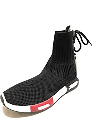 Ladylike NX Latest Collection Walking, Sports, Running, Gym, Casual Mesh Shoes for Women and Girls (8 IND, Black)
