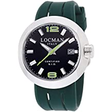 Orologio Uomo Locman Change One Verde Ref 422 042200bkngr0sig-ks-d