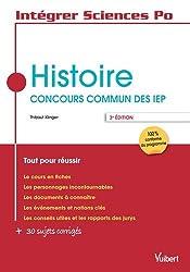 Histoire, concours commun des IEP : Tout pour réussir