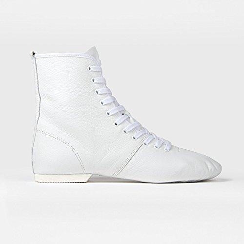 RUMPF Reflex 3 chaussures danse bottes de danse blanc