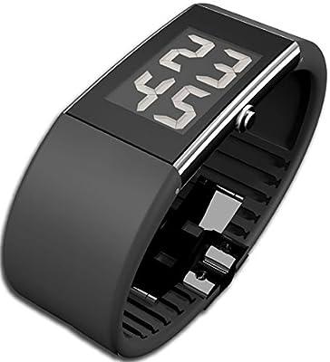 Reloj de caballero Rosendahl Watch II 43103 de cuarzo, correa de goma color negro de Rosendahl