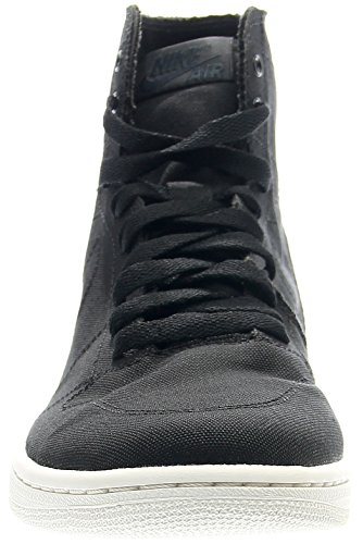 Nike, Sneaker Uomo 42 Eu Black Black Sail 010