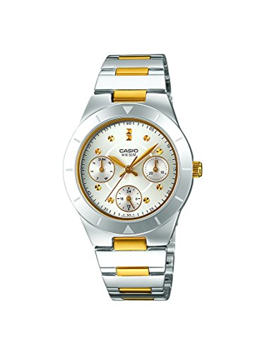 Casio (LTP-2083SG-7AVDF|A530) Enticer Multi-Color Dial Women's Analog Watch image