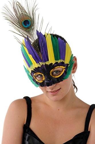 Engel Tutu Zubehör Kit - Federn Maske für Erwachsene - Farben