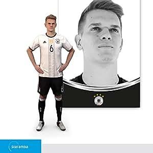 Matthias Ginter 3D Figur – DFB Offensive Home