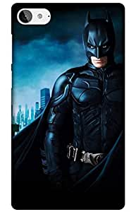 iessential batman Designer Printed Back Case Cover for Lenovo Z2 Plus