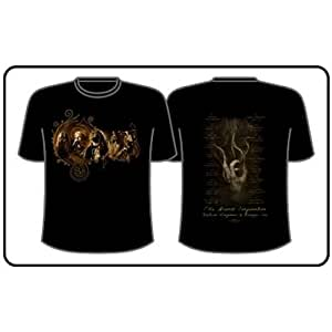 Opeth - T-Shirt Grand Conjuration Tour (in M)