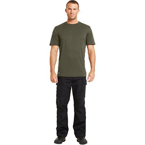 Under Armour–Maglietta da uomo Heat Gear Loose Grün