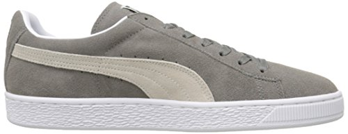 Puma Classic Plus Forever, Sneaker Donna Steeple Gray-White