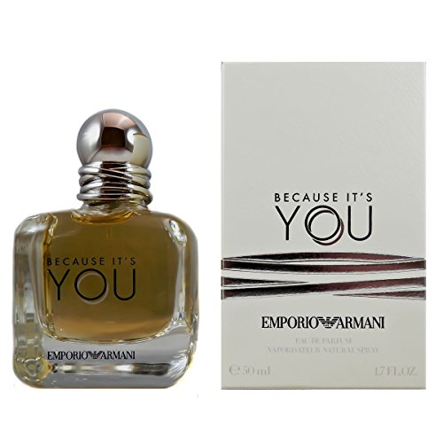emporio armani because it s you Emporio Armani Giorgio Armani Armani Collezioni Eau de Parfum Because it's you, 50 ml