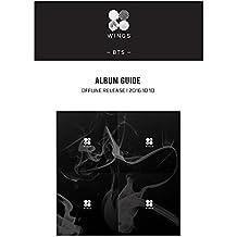 BANGTAN BOYS KPOP BTS WINGS Vol. 2 Album [ I Version ] CD + Photobook + Photocard + Gift (4 Photocards Set)