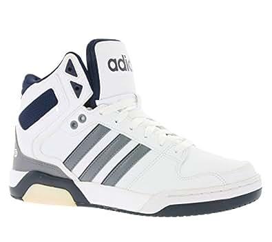 Neo Bb9tis Homme Sneakers Chaussures Adidas Mode Blanc sCrdthxQ