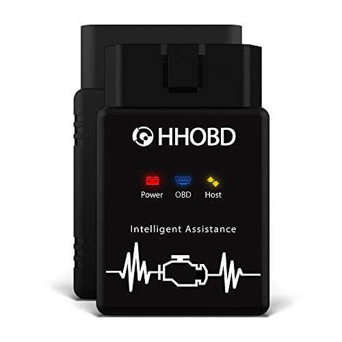 EXZA HHOBD Bluetooth Torque Android Diagnosegerät CAN BUS Interface - Auto Car PKW KFZ OBD 2