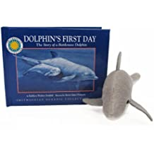 "Dolphin's First Day: The Story of a Bottlenose Dolphin/Mini Book and 7"" Toy"