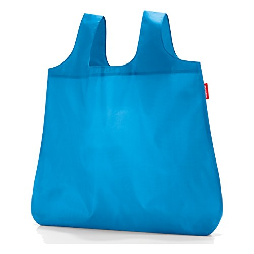 Reisenthel Sac de courses en polyester, Polyester, French Blue, 60 x 7 x 43.5 cm